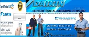 Servicio Técnico Daikin